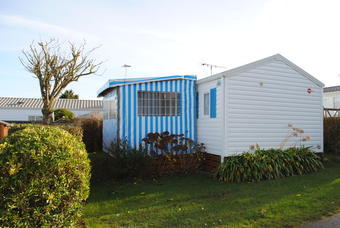 Mobile Home Burstner 13500 €