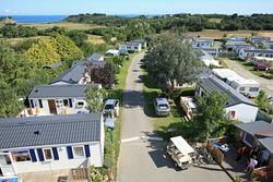 Camping Cancale Mobile home