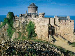 St-Coulomb - Le Fort La Latte