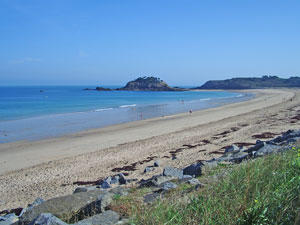 Saint-Coulomb - Plage